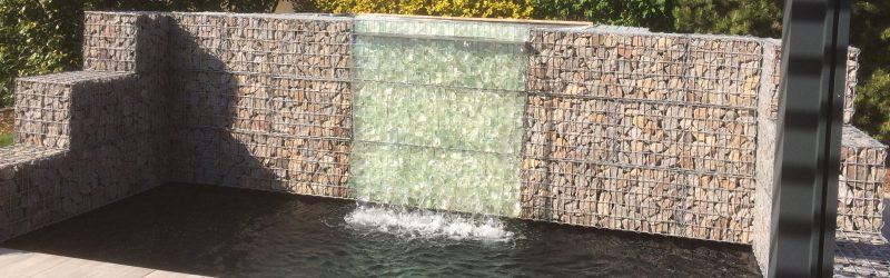Bassin contemporain à Colmar